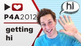 P4A 2012: Getting Hi Project