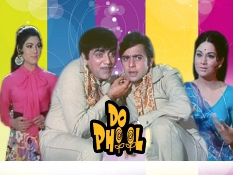 Do Phool - Superhit Hindi Comedy Film - Ashhok Kumar , Vinod Mehra, Mehmood
