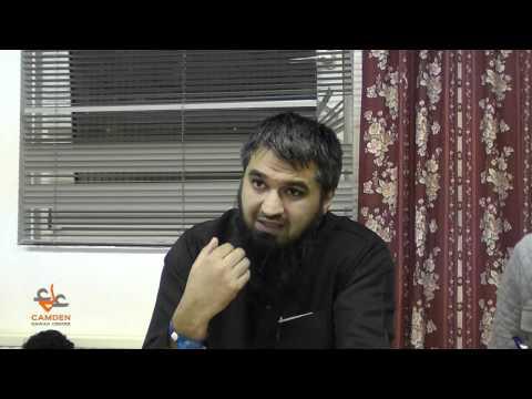 Umar ibn Al-Khattab (ra) by Ustadh Murtaza Khan