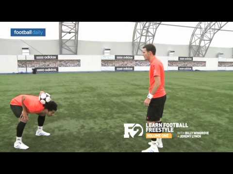 AMAZING Freestyle Football Skills from F2