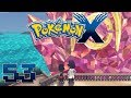 Let's Play Pokemon X Part 53 Final Rival Battle & Upgrading The Mega Ring - Gameplay Walkthrough