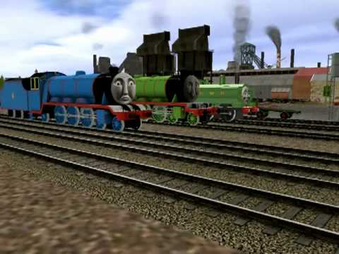 Thomas Trainz Remake - Tender Engines V2