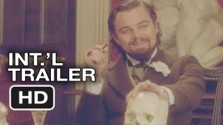 Django Unchained International Trailer - Quentin Tarantino Movie HD