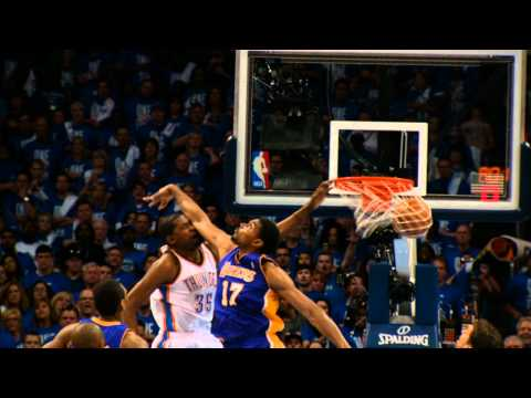Phantom: LeBron James - Kevin Durant Duel