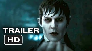 Dark Shadows - Official Trailer - Johnny Depp, Tim Burton Movie (2012) HD