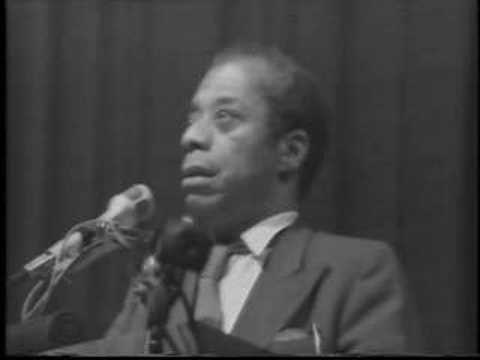 Excerpt of speech from my film James Baldwin Anthology