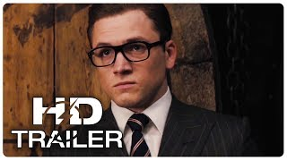 KINGSMAN 2: THE GOLDEN CIRCLE Welcome Back Trailer NEW (2017) Taron Egerton Action Movie HD