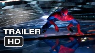 The Amazing Spider-Man Official Trailer (2012) Andrew Garfield Movie HD