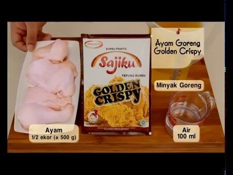 Dapur Umami - Ayam Goreng Golden Crispy