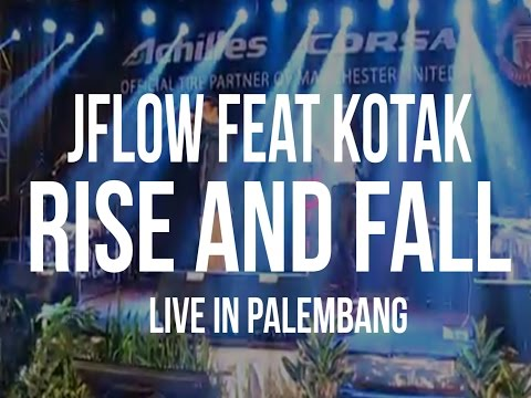 Rise and Fall (Live) [Feat. JFlow]