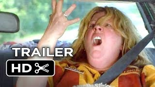 Tammy Official Trailer (2014) - Melissa McCarthy, Susan Sarandon Comedy HD