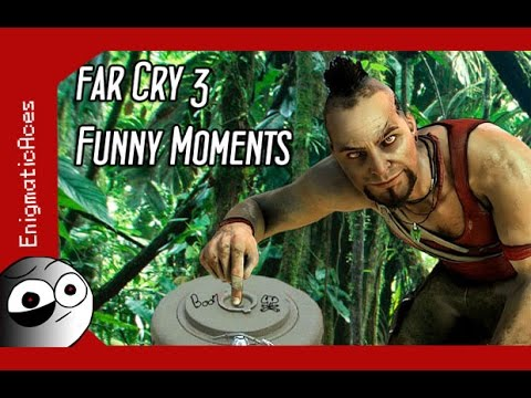 Far Cry 3:The Wonders of Nature(Funny Moments/ Funny Compilation)