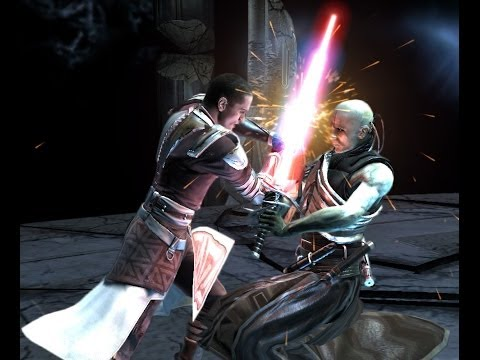 Star Wars: The Force Unleashed - Jedi Temple - UCD03V0j-wknYshG0h3vK4Ng