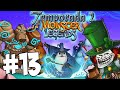 Monster Legends T2 - Capitulo 13 - Terracrank y Lagerchaun me trollea