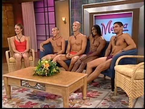 Melina TV Talk Show Pilot (Shot at Univision, Miami)