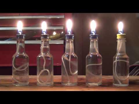 Homemade Waste Oil Burner