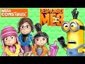 ???? Despicable Me 3 Mega Construx Minions Review