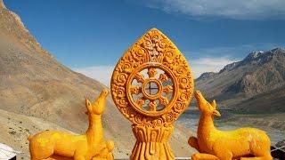 1 Hour Tibetan Chakra Meditation Music: Deep Relaxation Music, Healing Music, Shamanic Music ☯124
