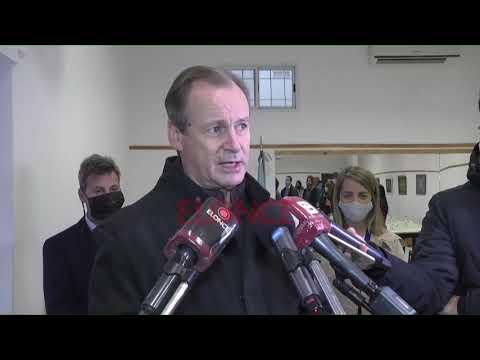 El saludo del gobernador por el día del periodista