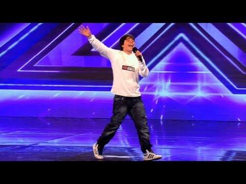 Luke Lucas-s audition - The X Factor 2011 (Full Version)