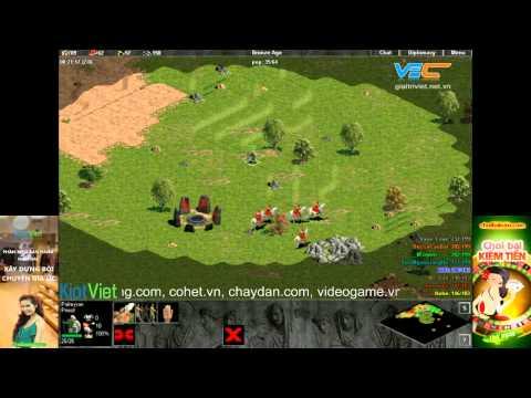 AOE | Hà Nội vs Skyred 20-6-2014