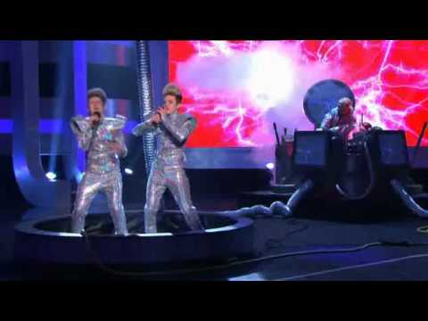 Jedward - Sing If You Can 07-05-11 - Part 1