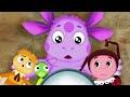 Фрагмент с конца видео - Лунтик и его друзья - 63 серия. Сбежавшее тесто