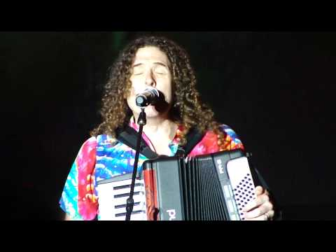 Weird Al Yankovic - Polka Face @ Summerfest 2010