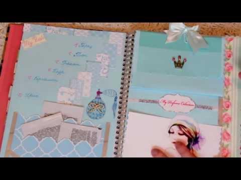 Как сделать своими руками свой личный дневник