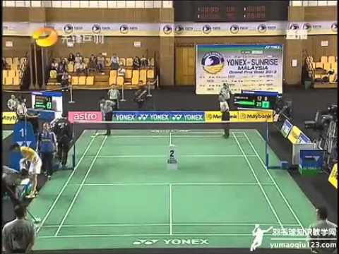 2013马来西亚黄金大奖赛【8强】 陈仁杰VS吴顺发