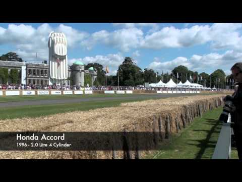 Goodwood Festival Of Speed 2011 - A bit of everything...