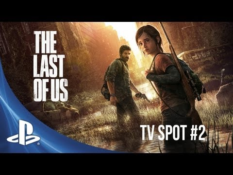 Segundo TV spot de The Last Us