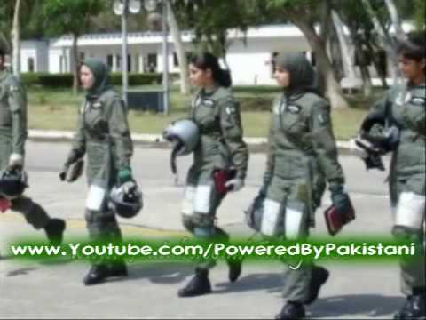 Women of Pakistan Armed Forces & Police