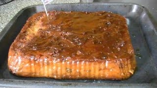 Bread Pudding_ Budin de Pan