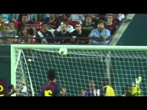 Fabian-s Golazos lift Chivas past Barcelona