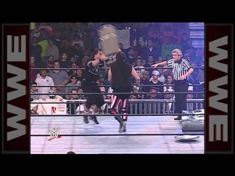 Terry Funk vs. Bret Hart: Hardcore Match - January 6, 2000