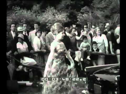 Una sfilata di moda a Cernobbio