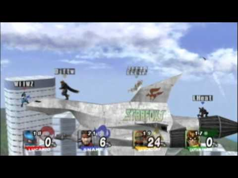 Super Smash Bros. Brawl Wifi Matches - Set 7 (Part 17)