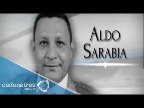El procurador General de Justicia del Estado de Sinaloa hablo sobre la Muerte de Aldo Sarabia