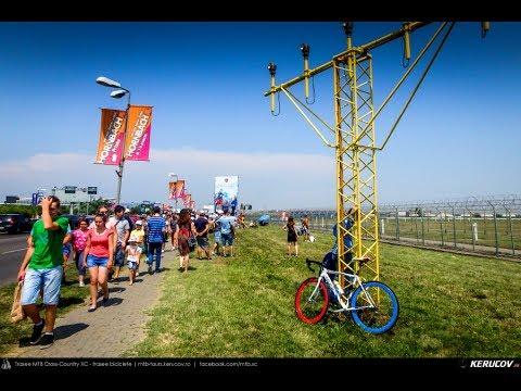 VIDEOCLIP Cu bicicleta prin Bucuresti: Calea Victoriei, Baneasa BIAS, Parcul Herastrau