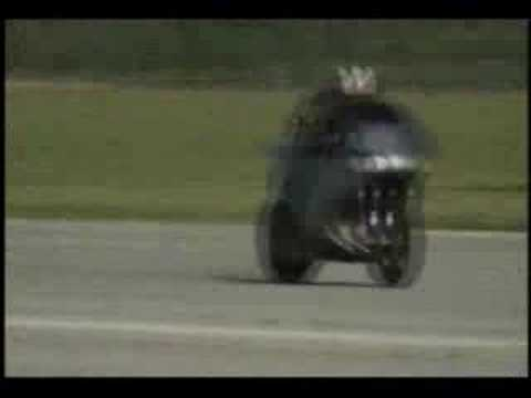 World's Fastest Production Motorcycle!!! Y2K Turbine Superbike. JAMES KANE. Voodoo Racing