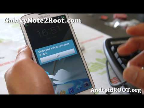 How to Root Galaxy Note 2! [EASIEST METHOD]