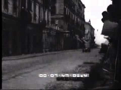 1937, I° Circuito di Sanremo