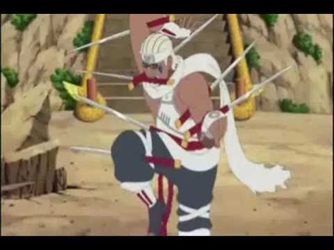 Sasuke vs. Killer Bee - Refugee