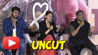 UNCUT Ki & Ka Trailer Launch | Kareena Kapoor Khan, Arjun Kapoor and R Balki