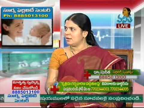 Vanitha TV Interview | Causes for Infertility