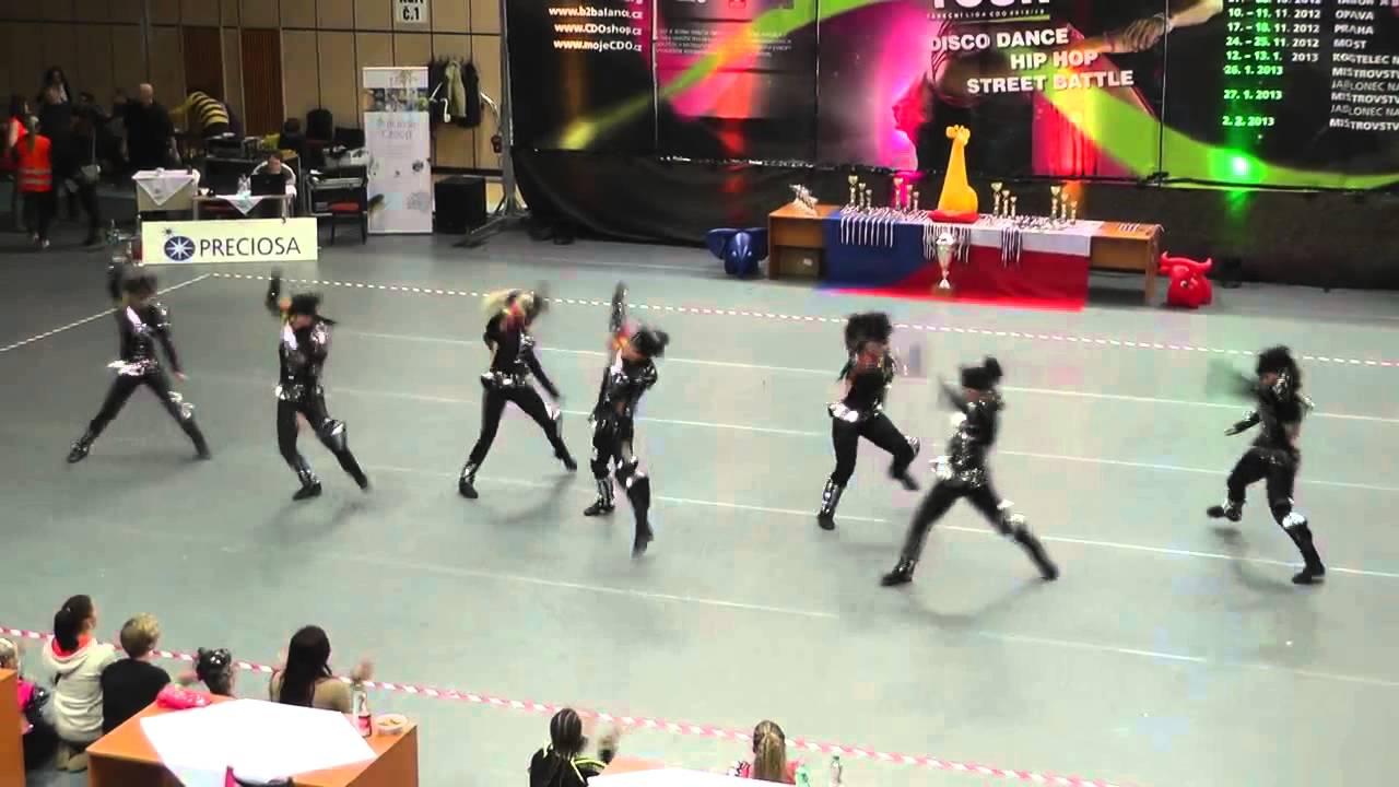 CDO MČR 2013 DISCO DANCE - BEETHOVEN D.C. CHOMUTOV