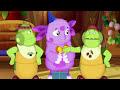 Фрагмент с конца видео Лунтик и его друзья - 191 серия. С Новым Годом, Лунтик!