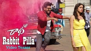 Rabbit Pilla Video Song Teaser - Radha