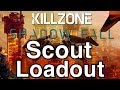 Killzone: Shadow Fall - Scout Loadout - Best Way To Play